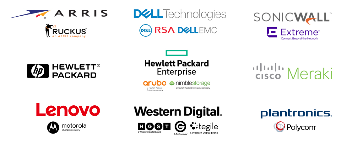 IT Featured Partner brands